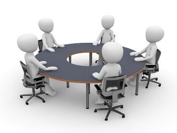 中核社員、管理職の能力を伸ばす経営会議